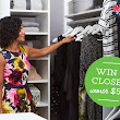 Looking to Get Organized? Ridgewood Closets is Giving Away a Custom Closet!