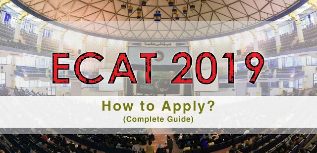 How to Apply for ECAT Test? (Complete Procedure)