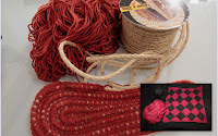 crochet with sisal