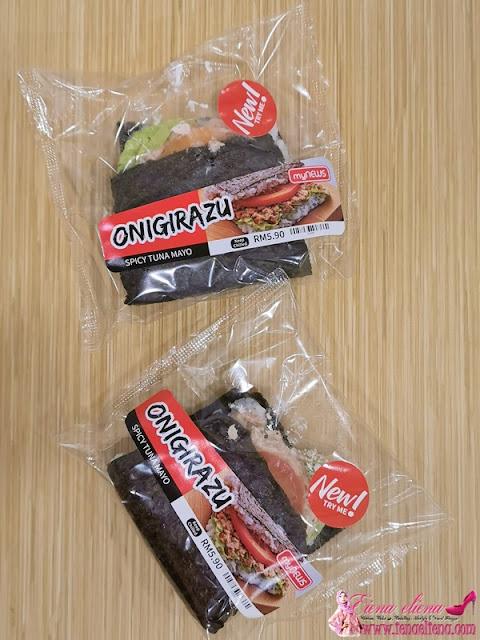 Buy 1 Free 1 Onigirazu di myNEWS
