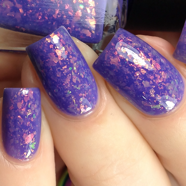 Ethereal Lacquer-Moonlit Machete