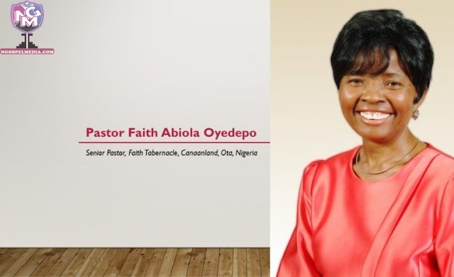 Laying A Solid Foundation For Your Children (Part 2) - Pastor Faith Oyedepo