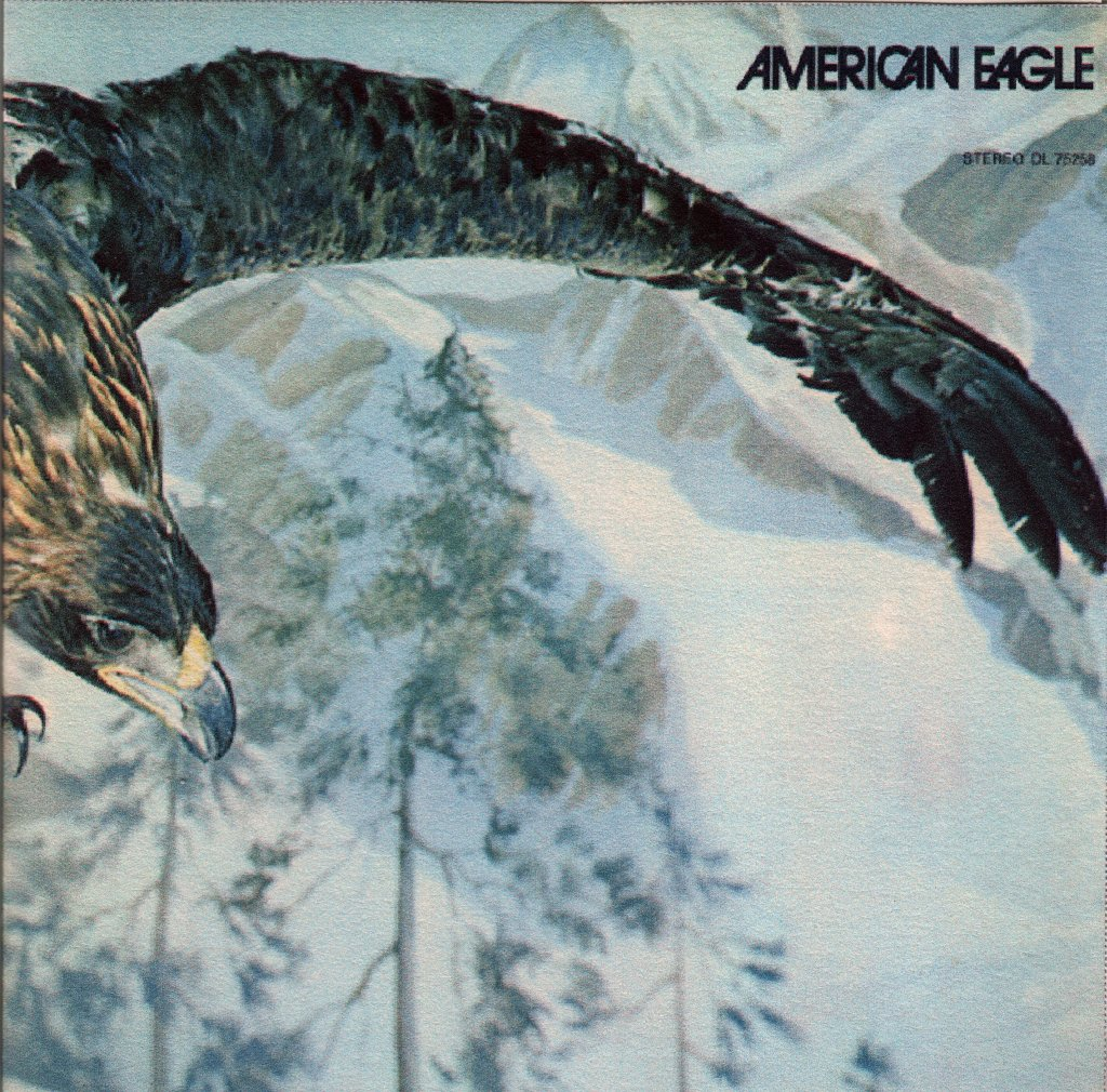American Eagle Post Surprise Package Same 1970 Us