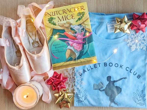Nutcracker Mice by Kristin Kladstrup is our December 2020 book