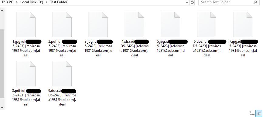 .deal file virus