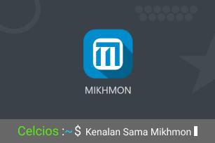 Berkenalan Dengan Mikhmon