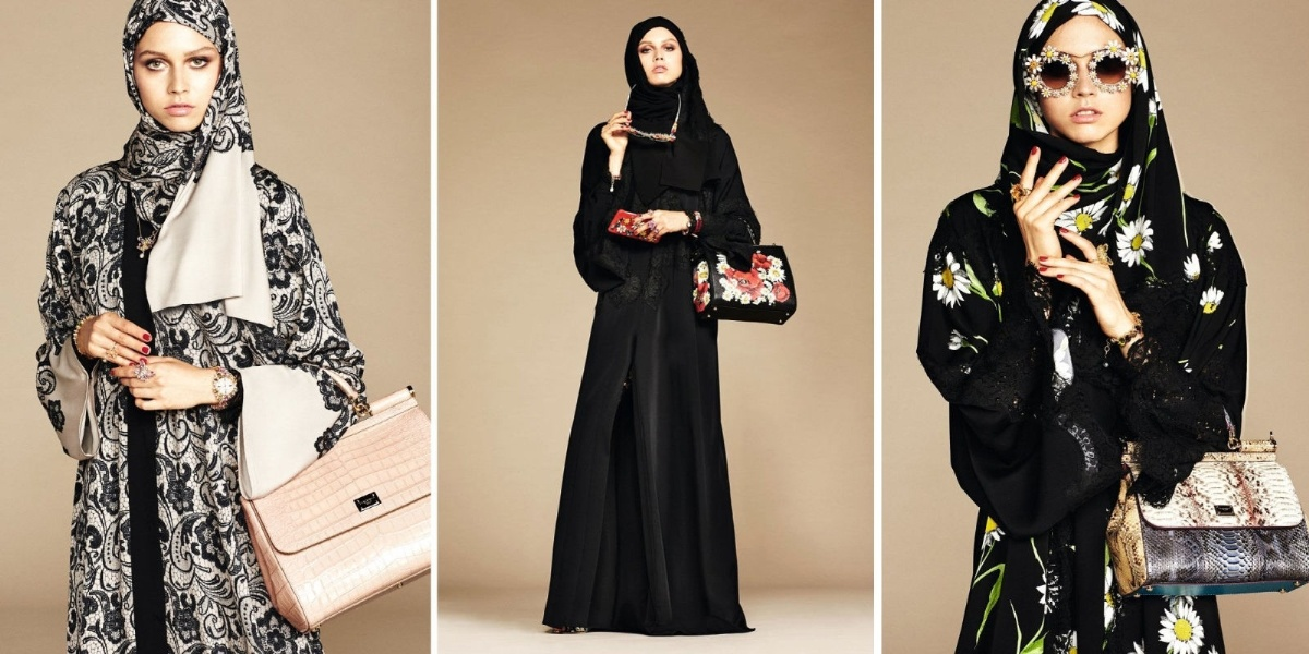 Dolce & Gabanna, hijab fashion, hijab fashion brands, hijab appropriation, hijab fashion blog