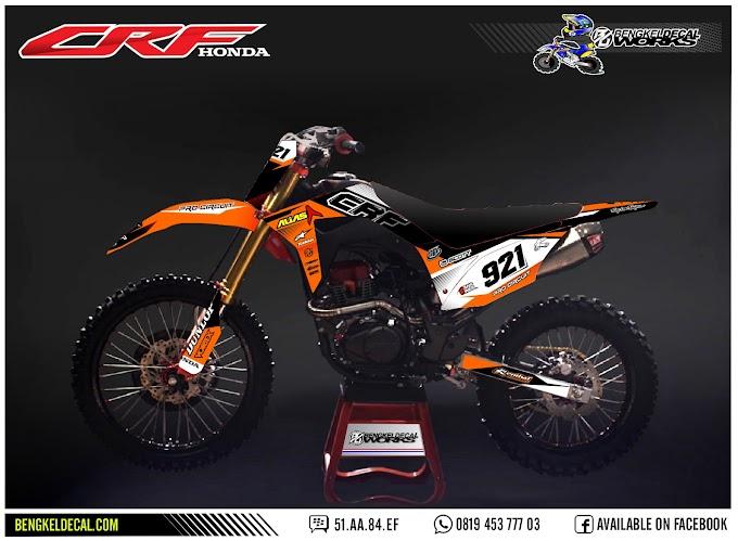 CRF 150 L - SP002
