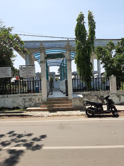Makam Sentot Alibasyah Bengkulu