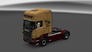 Bad-Boy Skin for Scania 2009