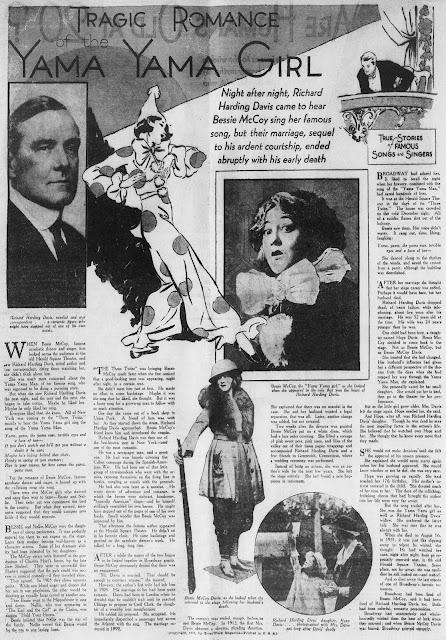 Bessie McCoy Article