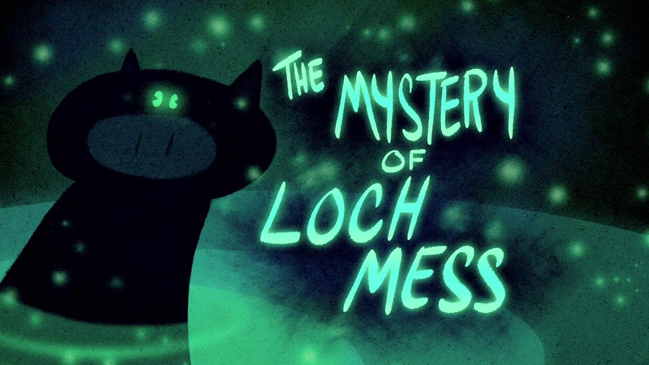 Poderosas Magiespadas - O Mistério do Lago Mess