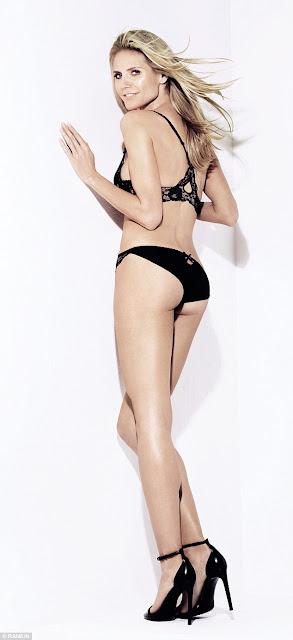 هايدي كلوم (Heidi Klum) هي عارضة أزياء وممثلة ومقدمة برامج موضة