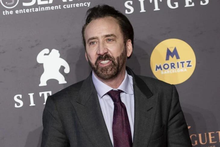Nicolas Cage se interpretará en filme sobre sí mismo