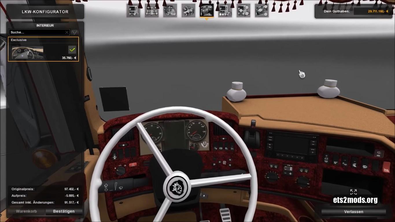 Scania V8 & Switzerland Tandem [1.27]