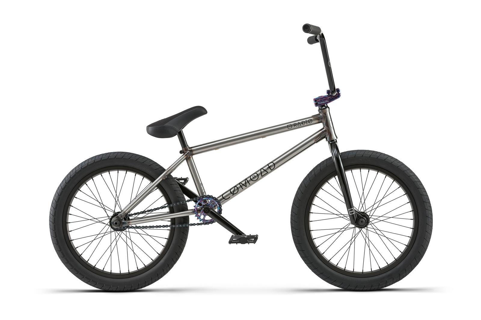 The New 2018 Comrad Bmx Bike From Radio Bikes