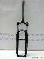Fork RST GILA 26 28,6 T100 Black