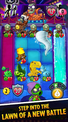 Plants vs. Zombies Heroes v1.8.26 MOD for Android
