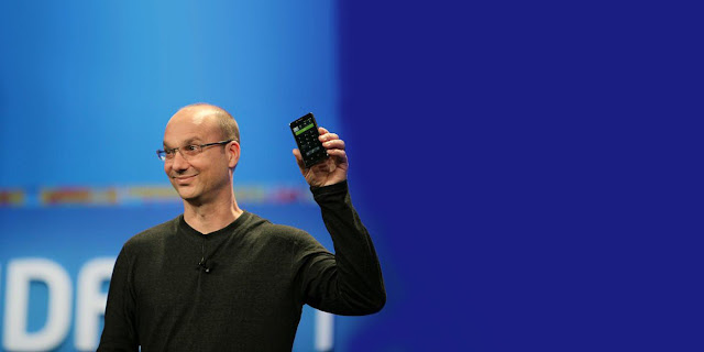 andy-rubin Android Writer Andy Rubin Unveils the Shocking Very important Telephone News
