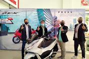 DAW Memperkenalkan All New Honda PCX160 Secara Virtual