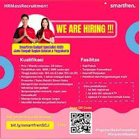 Lowongan Kerja Smartfren Jogja Terbaru 2020