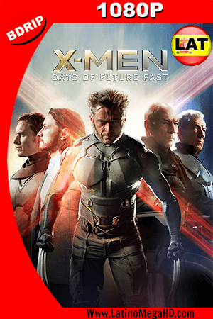 X-Men: Días del Futuro Pasado (2014) Latino HD BDRIP 1080P ()