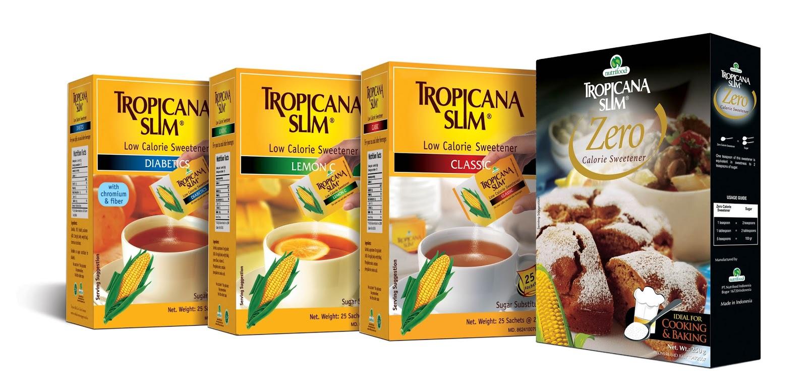 Sehat dengan Kadar Gula Darah Seimbang Bersama Tropicana Slim