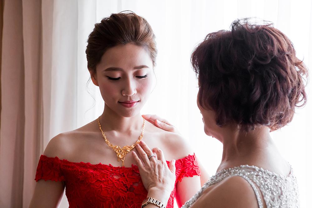 婚禮攝影紀錄 / 台北晶華酒店 / 定結儀式+晚宴