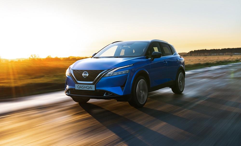 Nissan launches lightweight aluminum technology in Europe
