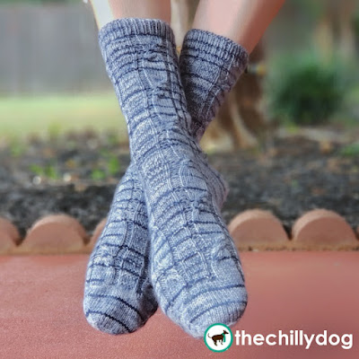 Spindler Socks Knitting Pattern - Learn new skills while you knit