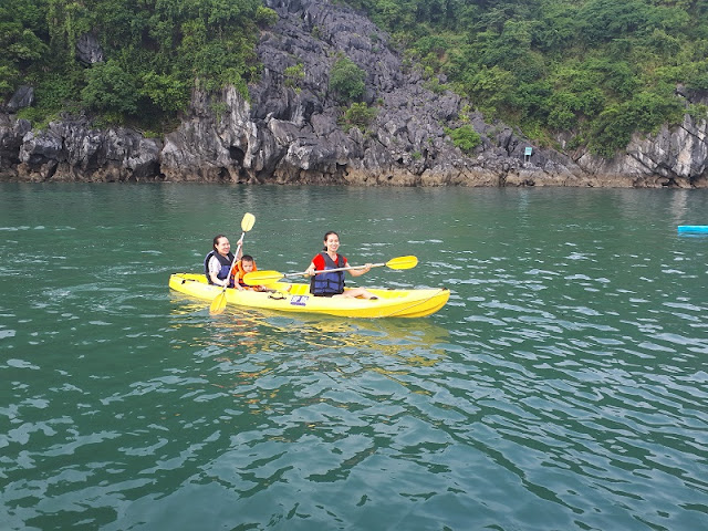 The best experience to do in Halong Bay, Vietnam 3