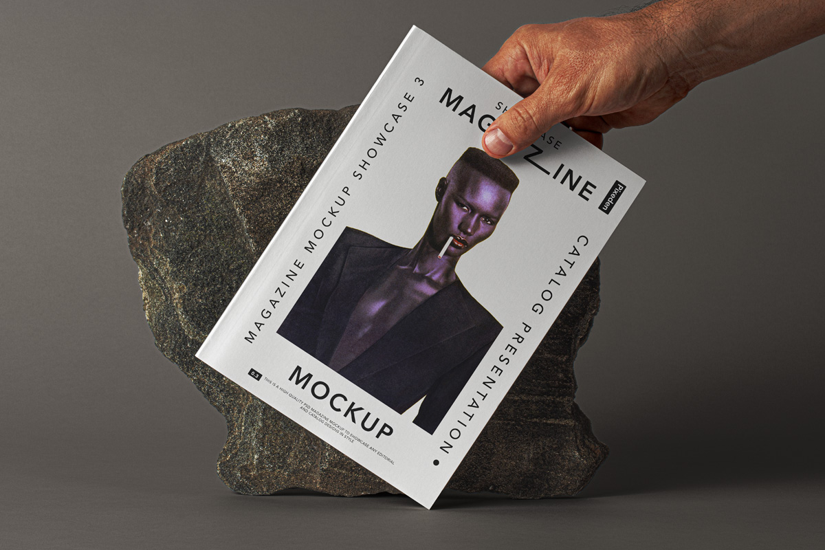 تحميل موك اب كتاب جديد وورائع - Psd Book Mockup