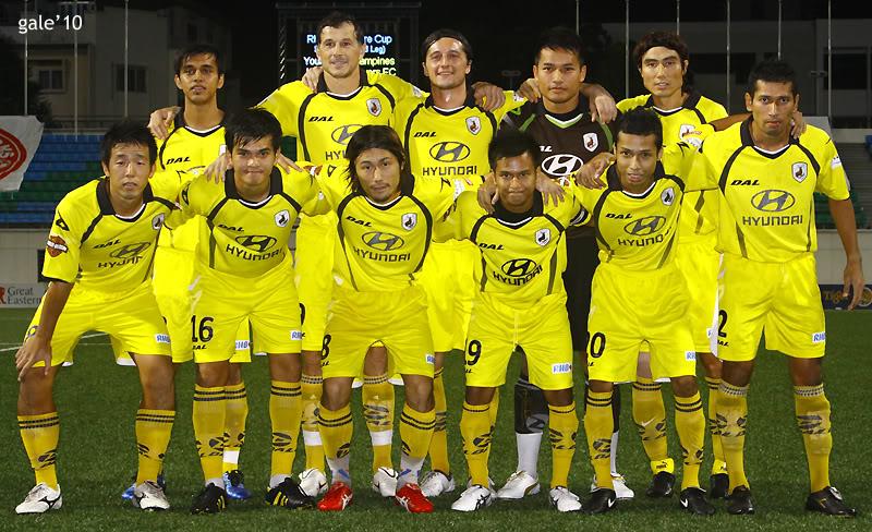 My Jersey Corner Singapore Tampines Rovers Football Club