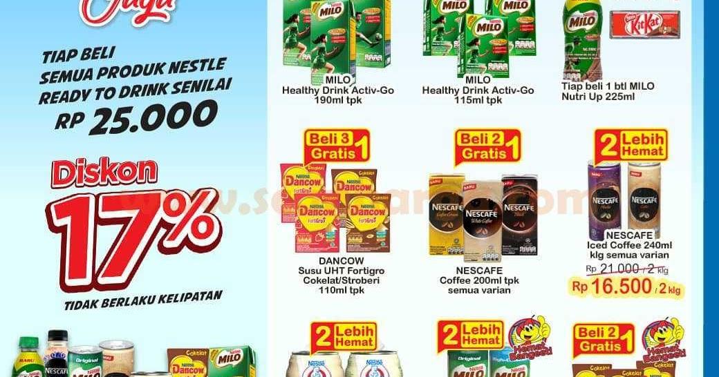 Promo Indomaret Beverages Fair Periode 12 - 31 Agustus