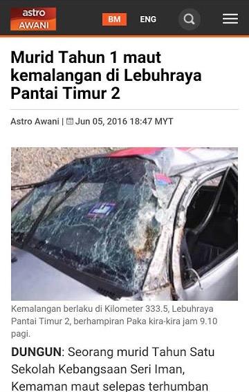 """""""Lalu LPT2 Tak Boleh Cakap Besar Atau Pelik-Pelik"""""""