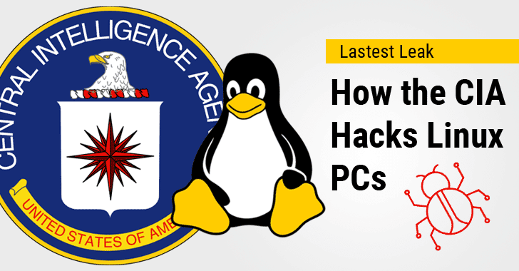 Wikileaks Reveals CIA Malware that Hacks & Spy On Linux Computers