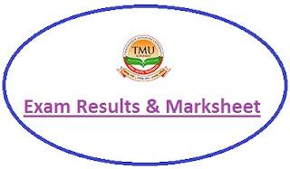 Teerthanker Mahaveer University Result 2020