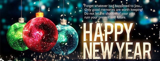 Happy New Year Images for Facebook Timeline