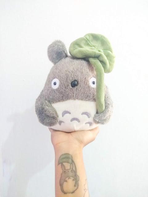 Totoro de pelucia - onde comprar