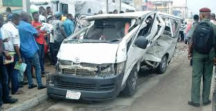 Fatal Accident On Lagos-Ibadan Expressway Drops 5 Dead, 9 Injured Persons