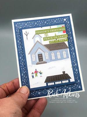 Creative Stampers October 2020 Blog Hop - Coming Home - Rick Adkins