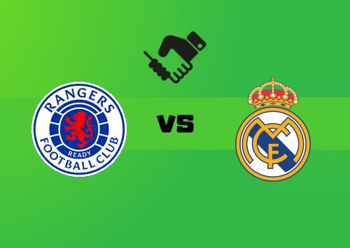 Glasgow Rangers vs Real Madrid  Resumen y Partido Completo