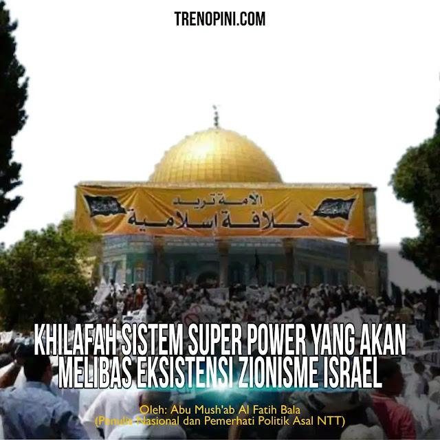 Penjajahan negara Israel atas Palestina semakin menjadi-jadi. Telah banyak korban nyawa dan harta dari Kaum Muslimin di Palestina. Zionis Israel menggunakan kekuatan militernya untuk menghancurkan negeri Palestina yang diberkahi Allah SWT.