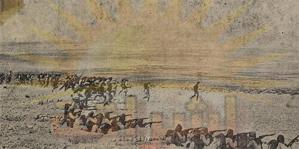 القائد نور الدين يستكمل حصار مدينة الكوت