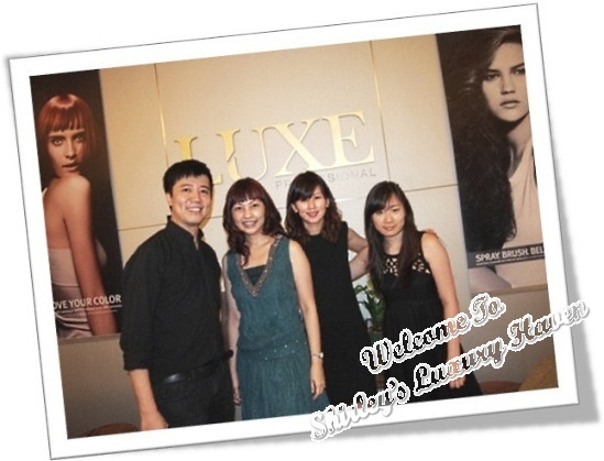 aveda luxe professional singapore