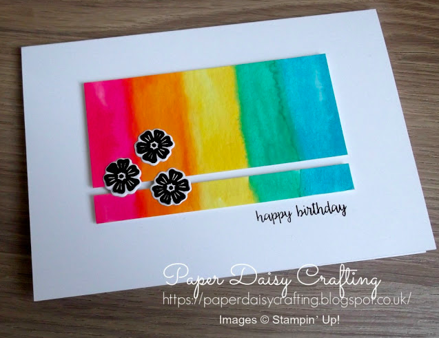 Nigezza Creates & Paper Daisy Crafting Stampin Up Demos  Beautiful Bouquet