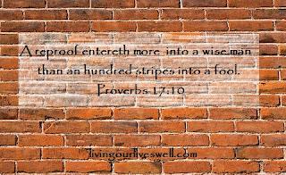 Proverbs 17:10
