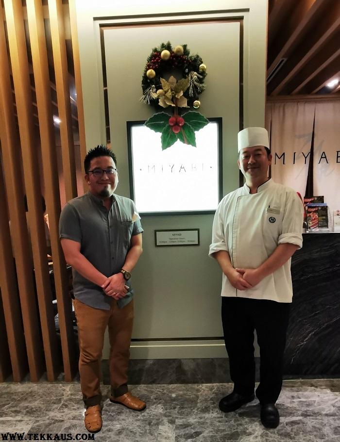 Chef Tetsuya Yanagida Omakase Japanese Chef Tetsuya Yanagida