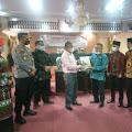 KPU Serahkan Pleno Penetapan Wako-Wawako Terpilih Ke Sekretariat Dewan