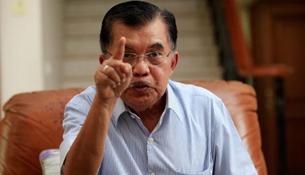 Jusuf Kalla : Rapor Pemerintah Aceh CC